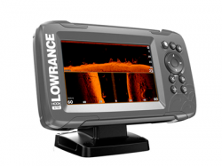 Эхолот Lowrance Hook2-5 TripleShot US COASTAL/ROW